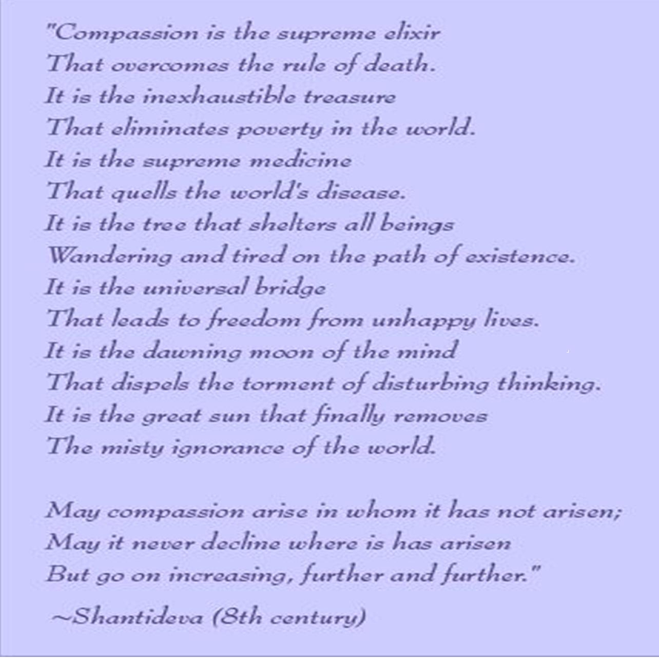 2013 Relational Buddhism Shantideva Compassion text