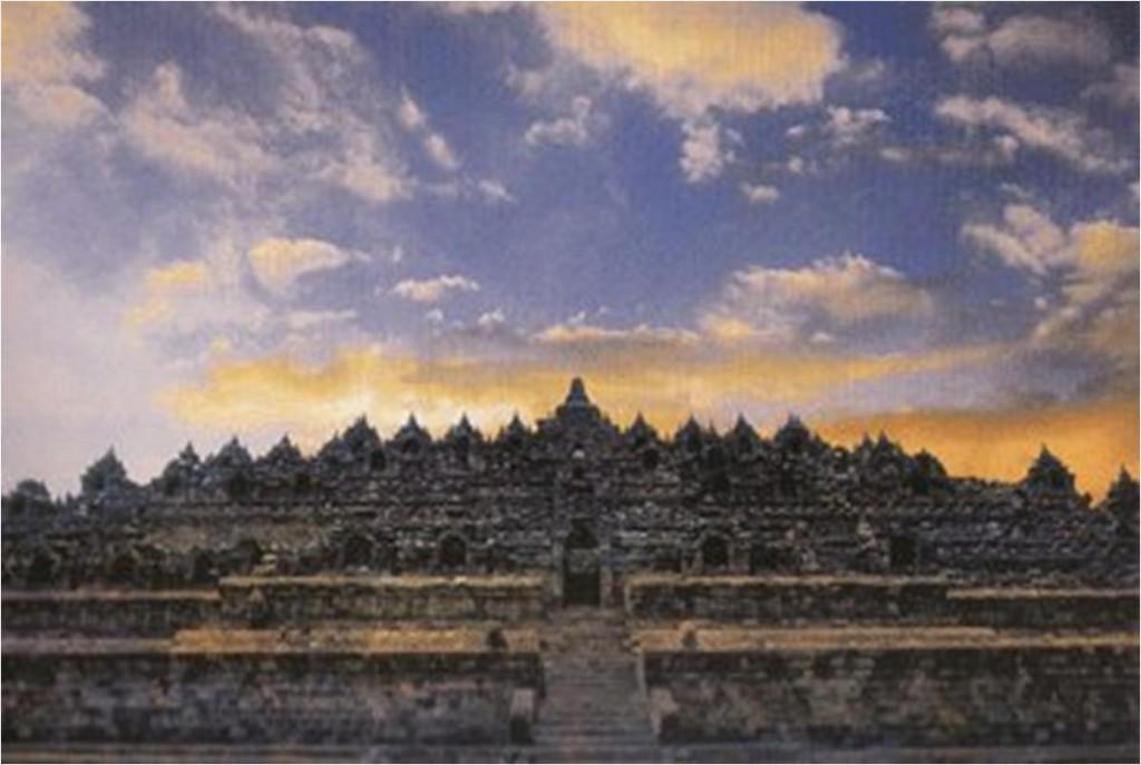 karma transformation pristine mindfulness javanese buddhism