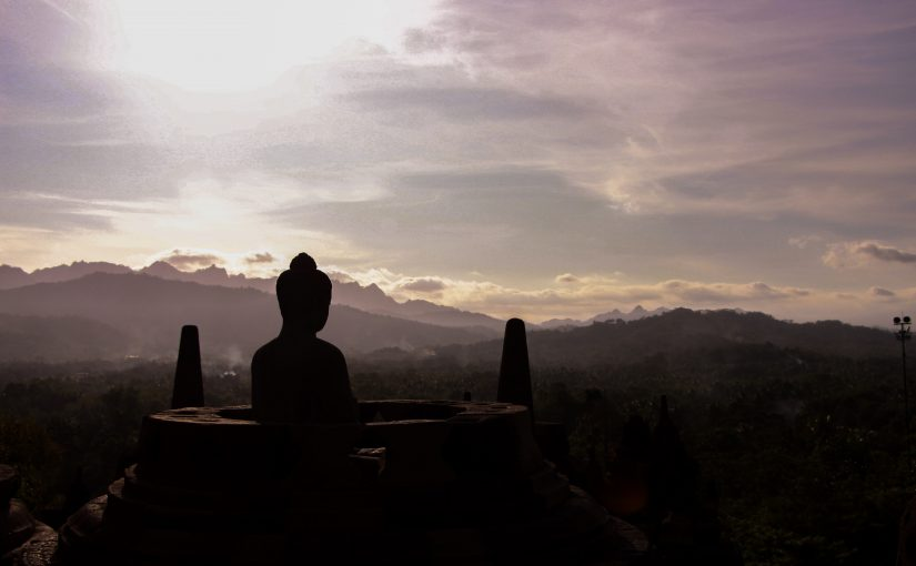 Invitation to read on Javanese Borobodur Buddhism