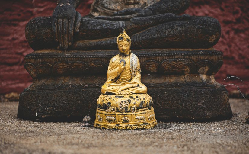 Teaching Psychology in Budddhism in Myanmar