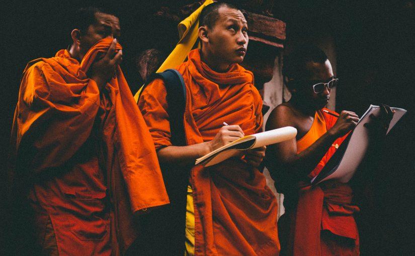 A Friendly (?) Encounter: Pali scholasticism and psychological reinterpretation of Theravada doctrines